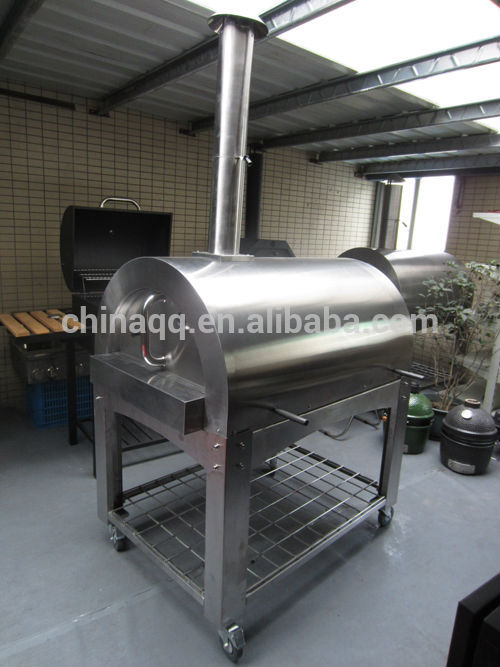 KU-006B Kings Union High Quality Outdoor Wood Fired Freestanding Pizza Oven