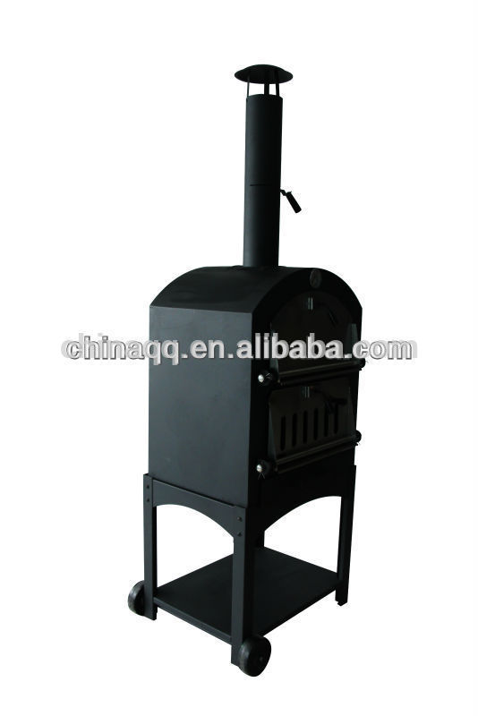 cast iron stove camping stove wood fired pizza oven KU-002B