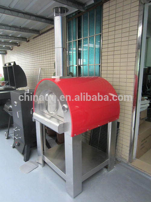 (KU-006E) Hot-selling Wood Fired Outdoor Pizza Oven With Different Colors