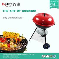 Outdoor Kitchen Portable Barbecue Charcoal Grill YK-1027