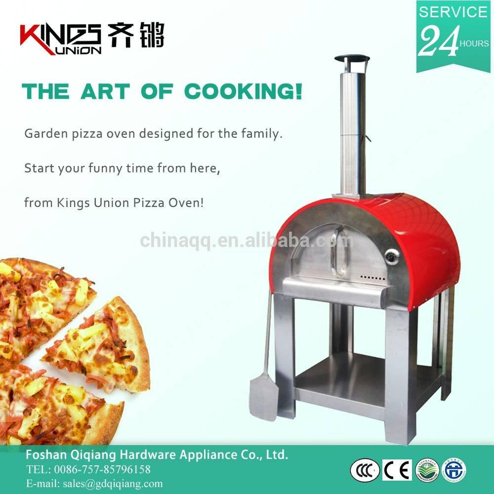 Best Stainless Steel Wood Fired Pizza Oven on Sale SM-006E